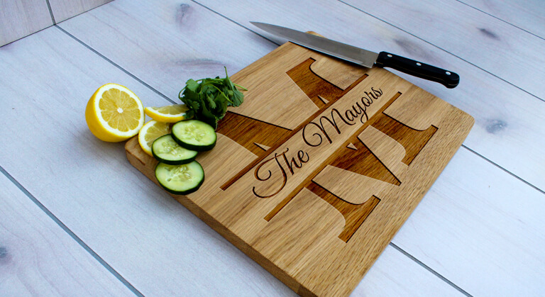 Top 5 Personalized Cutting Boards For The Cooking Lover